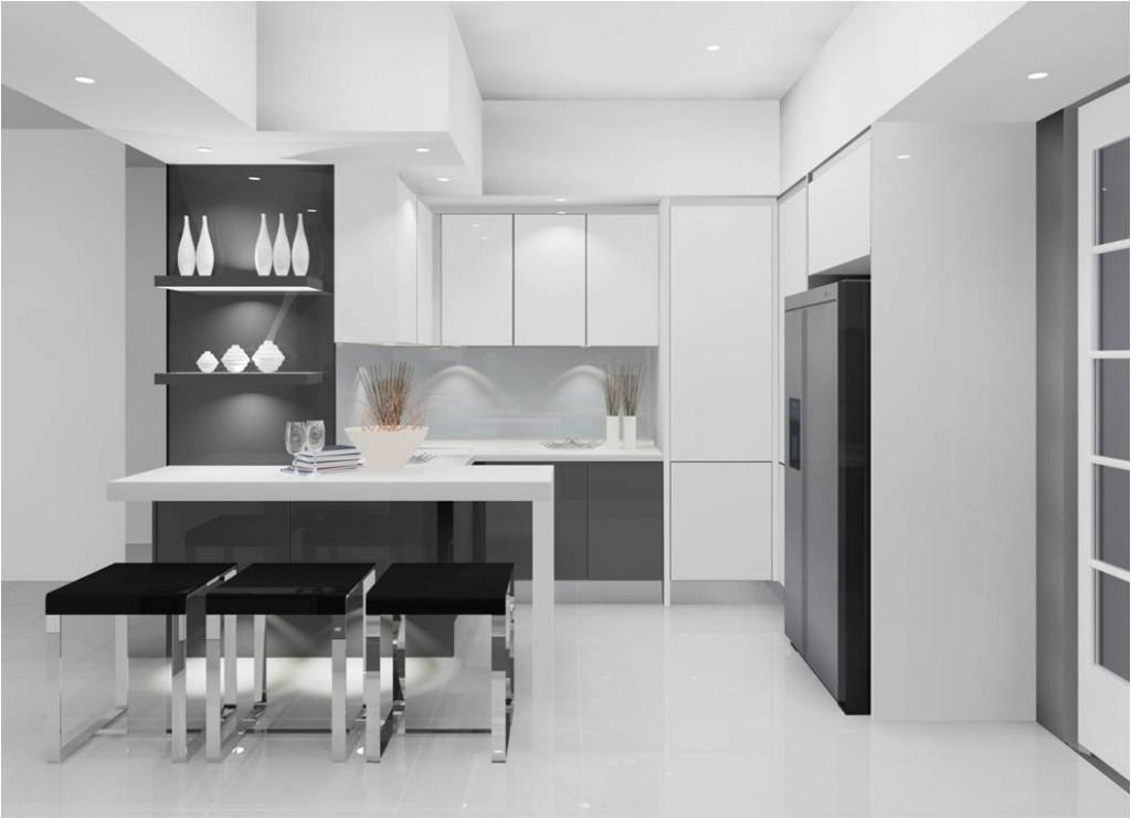 Mordern Kitchen Cabinets